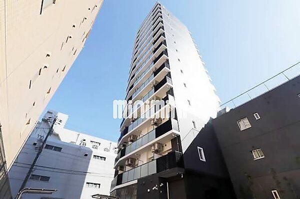 愛知県名古屋市千種区千種1丁目の賃貸マンションの外観