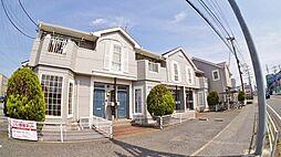 千葉県茂原市高師の賃貸アパートの外観