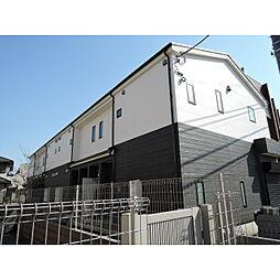 東京都練馬区春日町4丁目の賃貸アパートの外観