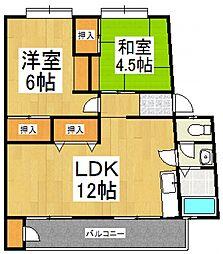 久米川駅東住宅23号棟