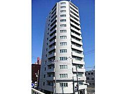 レジデンスタワー札幌[15階]の外観