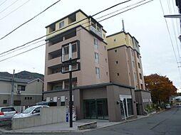 グランディオス京都東[301号室号室]の外観