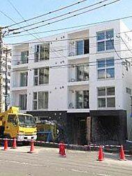 サンセリテ札幌[3階]の外観