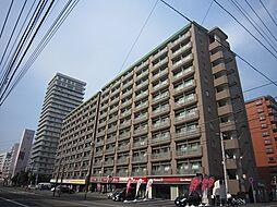 北海道札幌市中央区南8条西6丁目の賃貸マンションの外観
