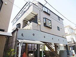 埼玉県さいたま市桜区西堀5丁目の賃貸アパートの外観