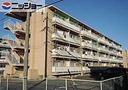 ビレッジハウス愛宕 4号棟[2階]の外観