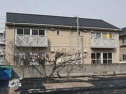 フレグランスフローラ A棟[202号室]の外観