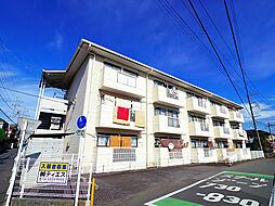 リバーサイドマンション[3階]の外観