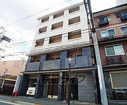 京都府京都市下京区大工町の賃貸マンションの外観