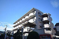 ヴェルジェ旭ヶ丘[4階]の外観