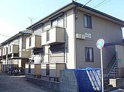 千葉県千葉市中央区登戸5丁目の賃貸アパートの外観