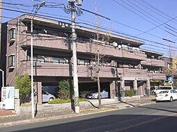 愛知県名古屋市名東区香南2丁目の賃貸マンションの外観