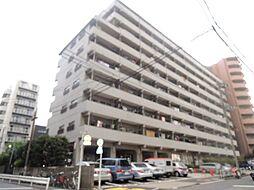 新大橋永谷マンション[5階]の外観