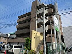 ラディエ南武庫之荘2[3階]の外観
