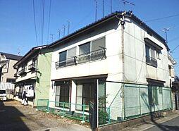 京都府京都市山科区西野山中臣町の賃貸アパートの外観