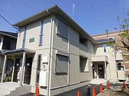 神奈川県大和市大和東2丁目の賃貸アパートの外観