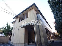 兵庫県芦屋市西山町の賃貸マンションの外観