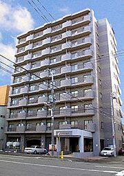 北海道札幌市中央区北五条西12丁目の賃貸マンションの外観