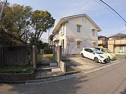 兵庫県西宮市段上町2丁目の賃貸アパートの外観