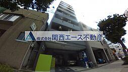 ウーロ玉造[2階]の外観