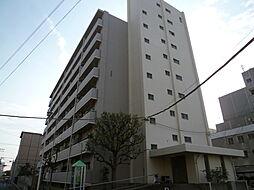 大阪府大阪市東住吉区今林4丁目の賃貸マンションの外観