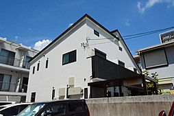 兵庫県西宮市甲子園口北町の賃貸アパートの外観