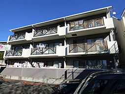 アムールA[3階]の外観