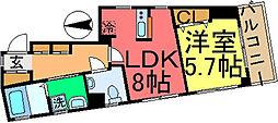 新小岩駅 11.2万円