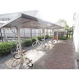 奈良県奈良市帝塚山の賃貸マンションの外観