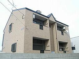 クランベリーハウス[2階]の外観