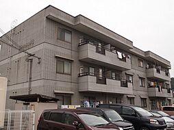 グリーンヴィレッジC[1階]の外観