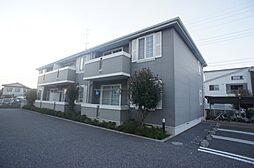 メイプルタウン弐番館[2階]の外観