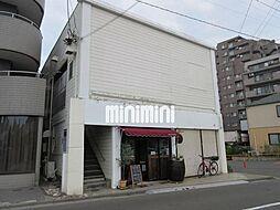 横沢アパート[2階]の外観