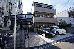 大阪府大阪市旭区清水2丁目の賃貸マンションの外観