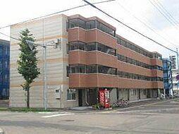 ラフォーレ新札幌B[3階]の外観