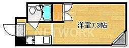 キャニオンテラスIII[310号室号室]の間取り