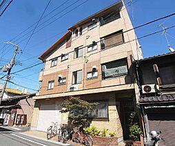 京都府京都市東山区本町7丁目の賃貸マンションの外観