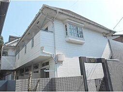 ローズパレス鹿島田[2階]の外観