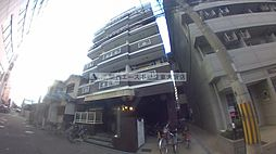 リバーライズ永和[4階]の外観