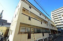 兵庫県西宮市笠屋町の賃貸マンションの外観