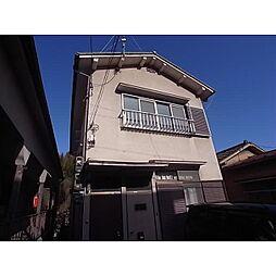 奈良県生駒市山崎新町の賃貸アパートの外観