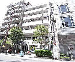 京都府京都市中京区堺町通三条下る桝屋町の賃貸マンションの外観