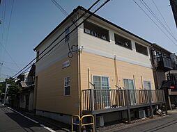 キャスル松山[103号室]の外観