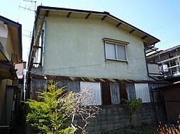 長野県諏訪市小和田の賃貸アパートの外観