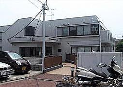 クリオ二俣川伍番館[1階]の外観