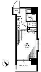フェニックス横須賀中央[7階]の間取り