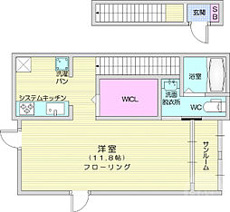 八木山動物公園駅 5.6万円