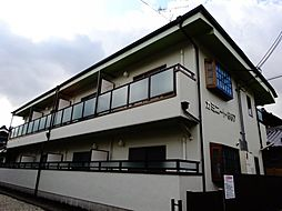 カミニート667[2階]の外観