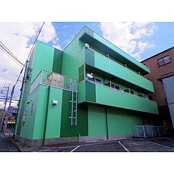 静岡県静岡市葵区水道町の賃貸マンションの外観