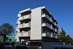 愛知県あま市甚目寺稲荷の賃貸マンションの外観